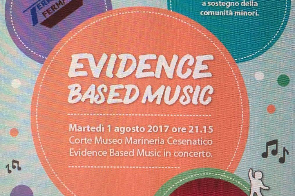 EBM in concerto per la Comunità Terraferma